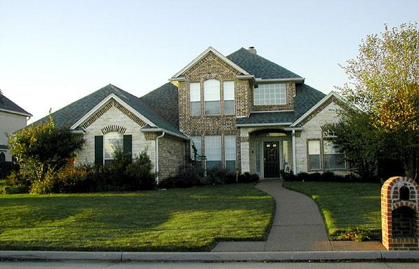 Traditional House Plan 89863 with 4 Beds, 4 Baths, 2 Car Garage Elevation