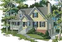 Plan Number 80258 - 2109 Square Feet