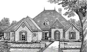Plan Number 66016 - 2760 Square Feet