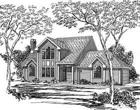 Plan Number 94016 - 1825 Square Feet