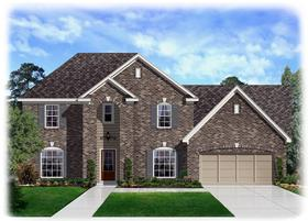 Plan Number 95340 - 3073 Square Feet