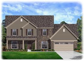 Plan Number 95341 - 3672 Square Feet