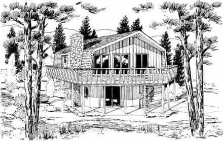 House Plan 10012