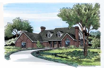 House Plan 10696