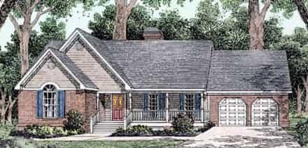 House Plan 40000