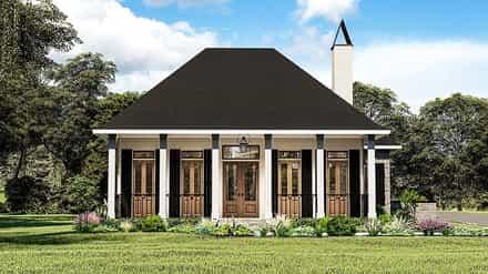 House Plan 40044