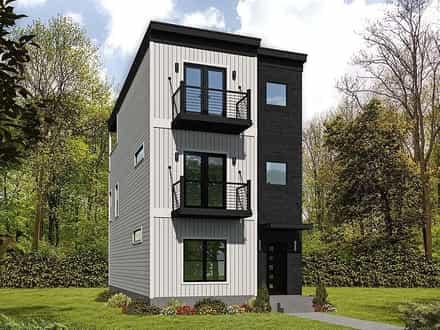 House Plan 40811
