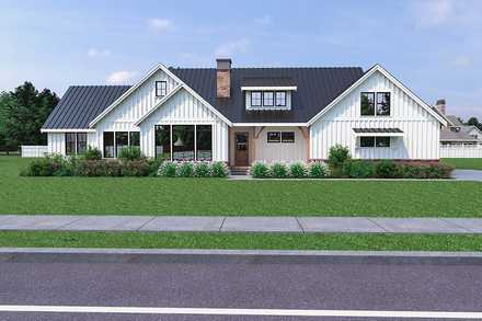 House Plan 40906
