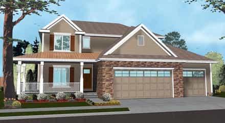 House Plan 41143