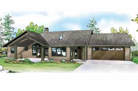 House Plan 41164
