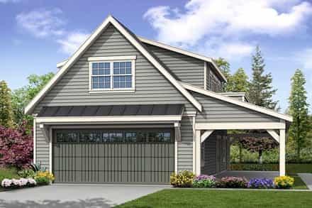 Garage Plan 41277