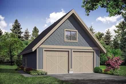 Garage Plan 41313