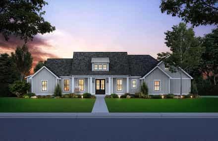 House Plan 41407