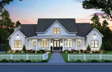 House Plan 41419