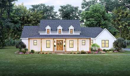 House Plan 41424
