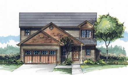 House Plan 44646