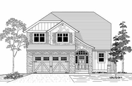 House Plan 44647
