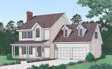 House Plan 45407