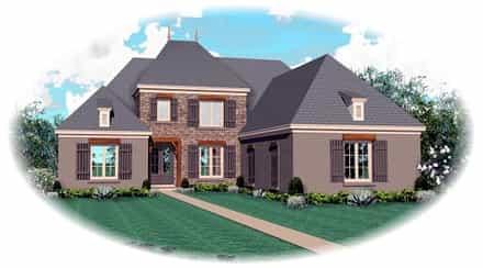 House Plan 46867