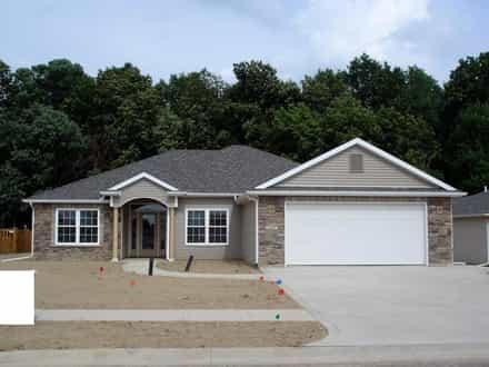 House Plan 50602