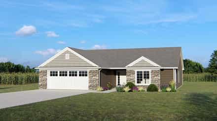 House Plan 50682