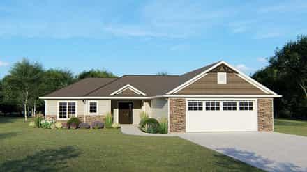 House Plan 50686