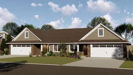 House Plan 50701