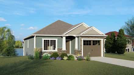 House Plan 50749