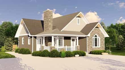 House Plan 50765