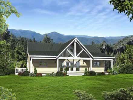 House Plan 51606