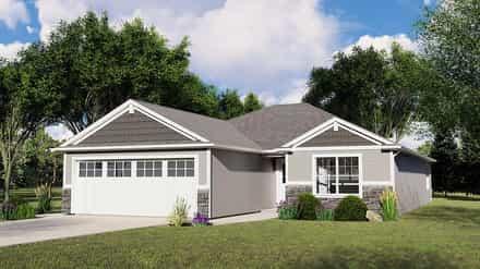 House Plan 51805
