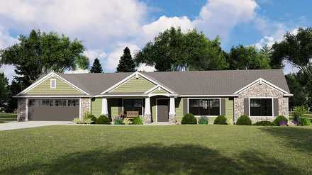 House Plan 51835