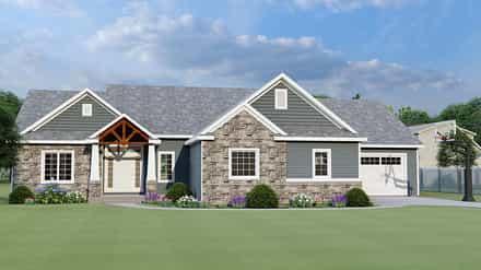 House Plan 51869