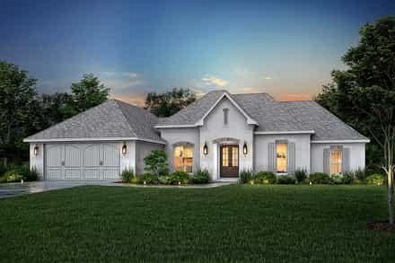 House Plan 51915