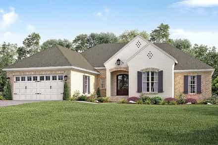 House Plan 51918