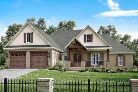 House Plan 51941