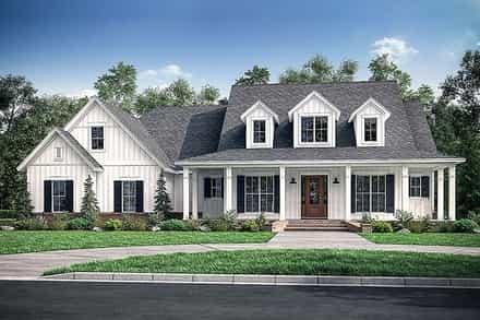 House Plan 51974