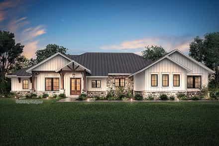 House Plan 51987