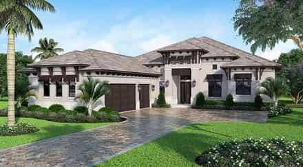 House Plan 52930