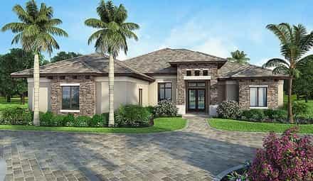 House Plan 52934