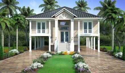 House Plan 52965