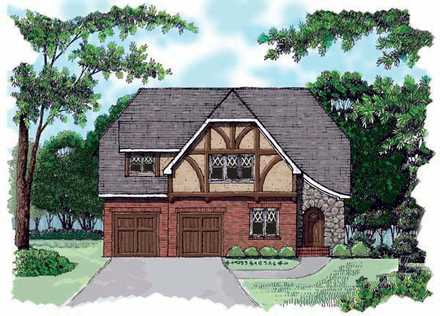 House Plan 53716