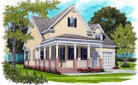 House Plan 53756