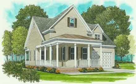 House Plan 53757