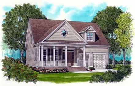 House Plan 53761