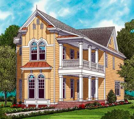 House Plan 53796