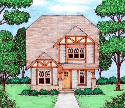 House Plan 53834