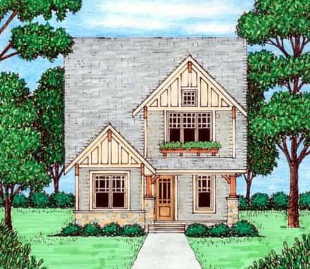 House Plan 53835