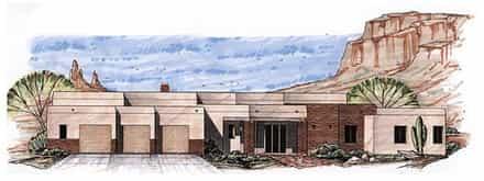 House Plan 54687