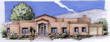 House Plan 54701